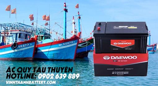 Cách sử dụng và bảo dưỡng hệ thống nguồn điện trên tàu thuyền đánh bắt hải sản