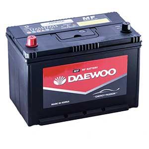 Ắc Quy Daewoo 105D31R  12V - 90AH
