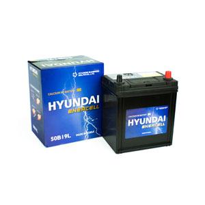 Ắc quy Hyundai 50B19L 12V-40AH