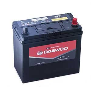 Ắc Quy Daewoo 55B24L 12V - 45AH