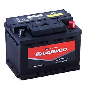 Ắc Quy Daewoo DIN 56009 12V - 60AH
