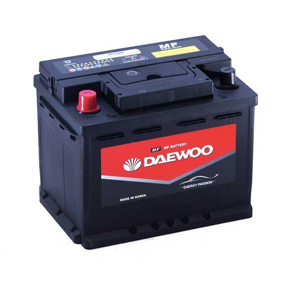 Bình ắc quy Oto Daewoo DIN 56220 12V - 62AH