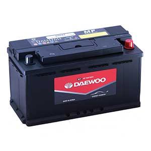 Bình ắc quy Oto Daewoo DIN 60044 12V - 100AH
