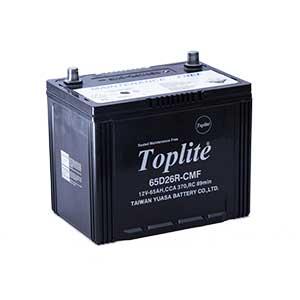 Bình ắc quy Oto Toplite 65D26R 12V-65AH