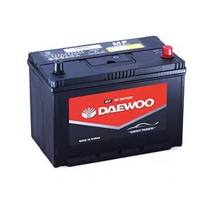 Ắc Quy Daewoo 65D31L 12V - 70AH