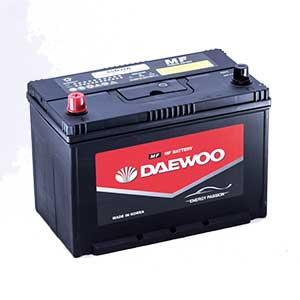 Ắc Quy Daewoo 65D31R 12V - 70AH