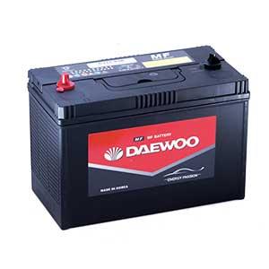 Bình ắc quy Oto Daewoo C31S-850 12V - 100AH