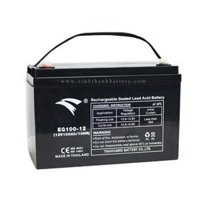 Ắc quy UPS EAGLE EG100-12 12V 100Ah