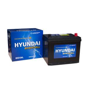 Ắc quy Hyundai 85D26L 12V-70AH