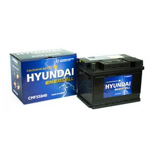 Ắc quy Hyundai DIN55840 12V-58AH