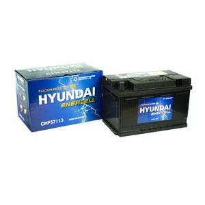 Ắc quy Hyundai DIN57113 12V-71AH
