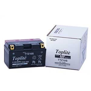 Ắc Quy Moto Toplite TTZ10S 12V - 8.6Ah
