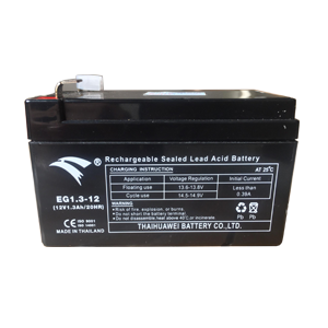 Bình ắc quy cho bộ lưu điện UPS EAGLE EG1.3-12  12V-1.3AH