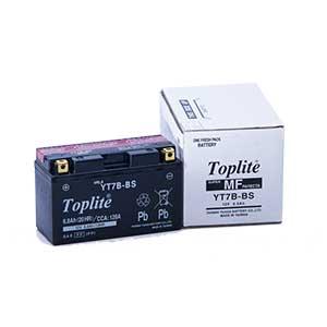 Ắc Quy Moto Toplite YT7B-BS 12V - 6.5 Ah