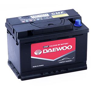 Ắc Quy Daewoo DIN 57413 12V - 74AH