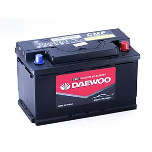 Bình ắc quy Oto Daewoo DIN 59042 12V - 90AH
