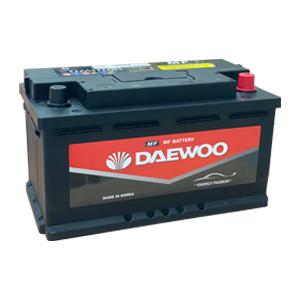 Bình ắc quy Ô tô NGOẠI NHẬP - Daewoo DIN58014 12V-80AH