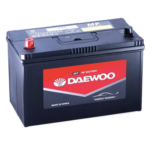 Bình ắc quy Oto Daewoo MF 100R 12V - 100AH