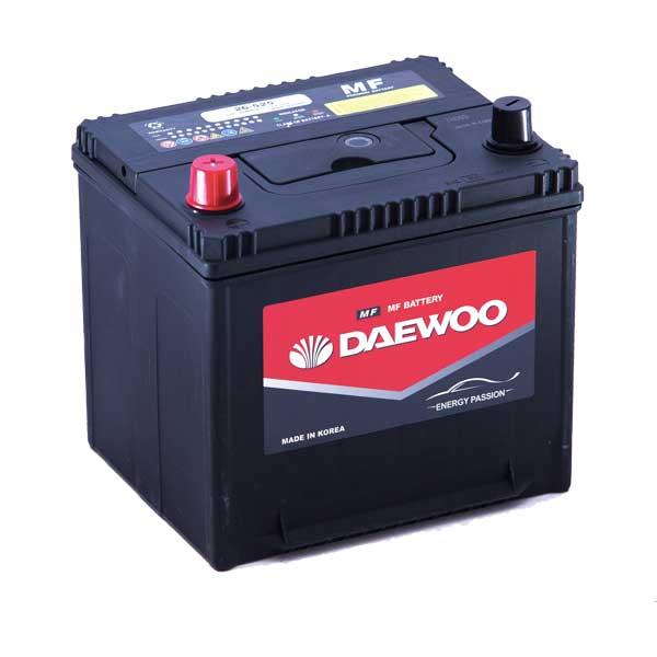 Bình ắc quy Oto Daewoo 26-525 12V - 50AH