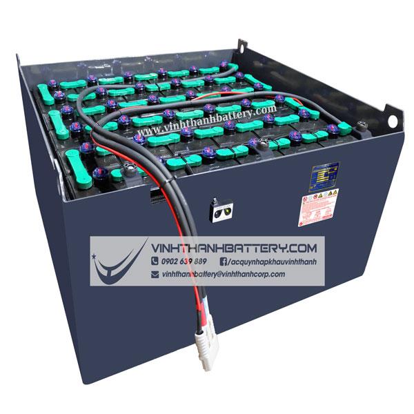 Bình ắc quy xe nâng Nhập Khẩu - LIFTTOP 48V-201Ah VTFL201M