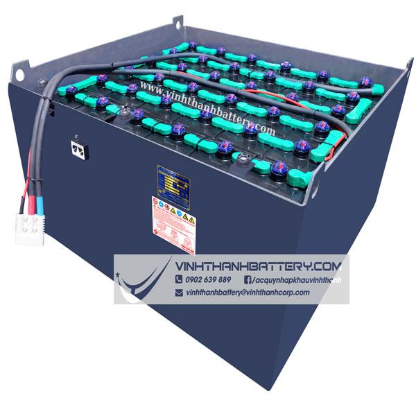 Bình ắc quy xe nâng Nhập Khẩu - LIFTTOP 72V-485Ah VTDX485MH