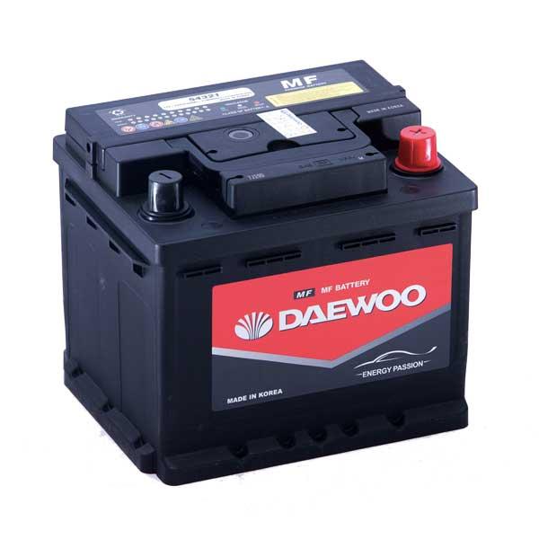 Bình ắc quy Oto Daewoo DIN 54321 12V - 43AH