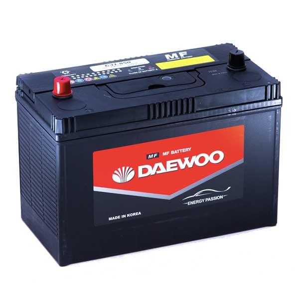 Bình ắc quy Oto Daewoo C31-850 12V - 100AH