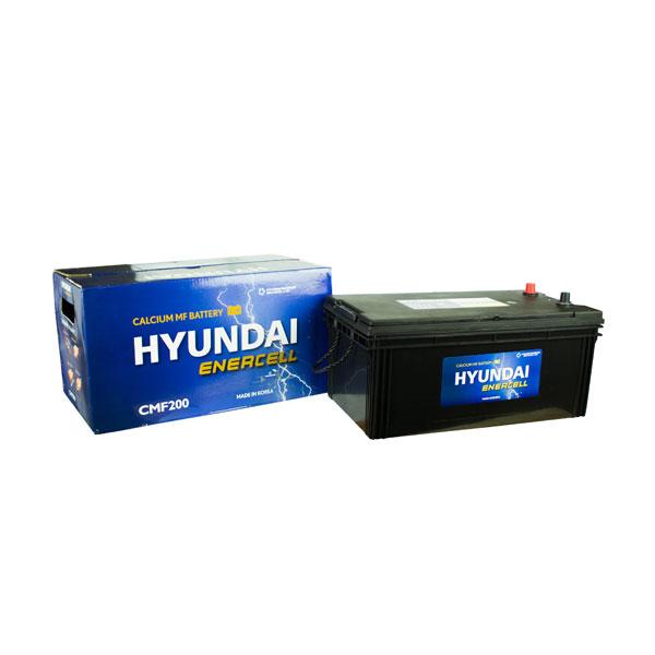 Bình ắc quy tàu thuyền Hyundai CMF200 12V-200AH