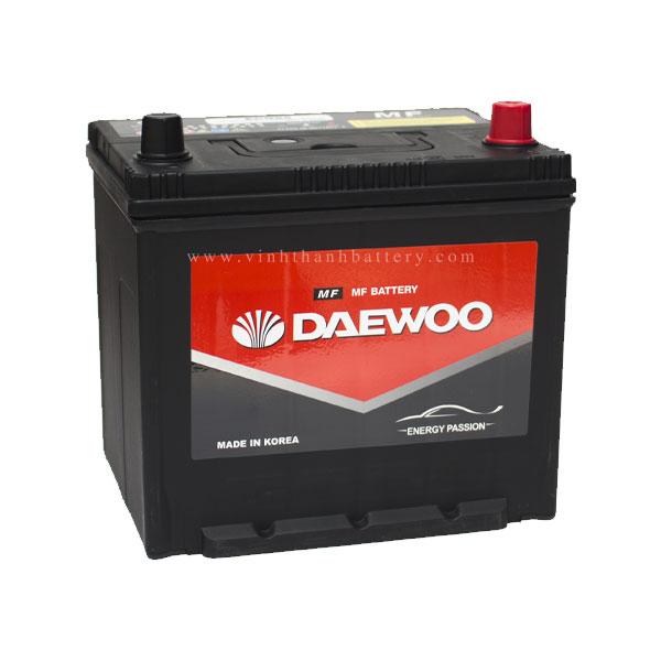 Bình ắc quy Oto Daewoo ECQ85 12V-65AH