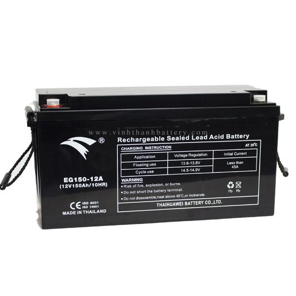 Ắc quy UPS EAGLE EG150-12/A 12V-150AH