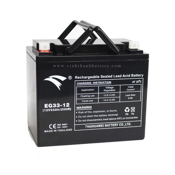 Ắc quy UPS EAGLE EG33-12 12V-33AH