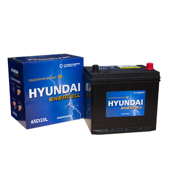 Ắc quy Hyundai 65D23L 12V-60AH