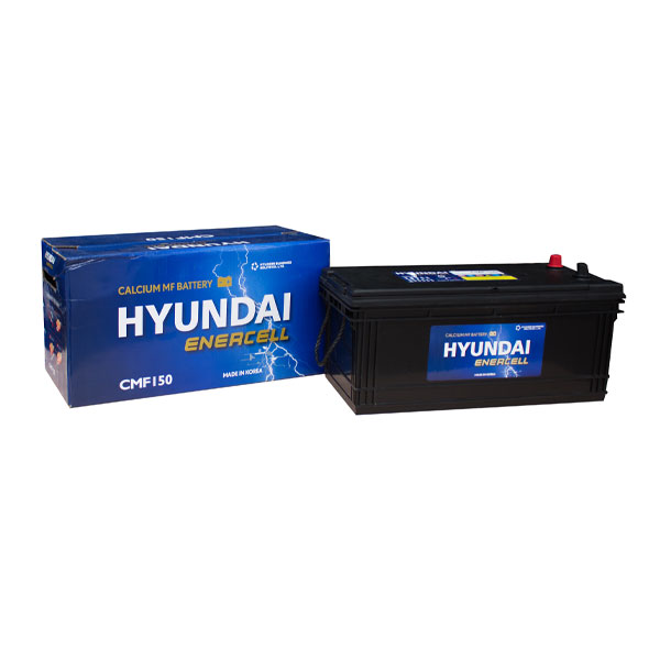 Ắc quy Hyundai CMF150 12V-150AH