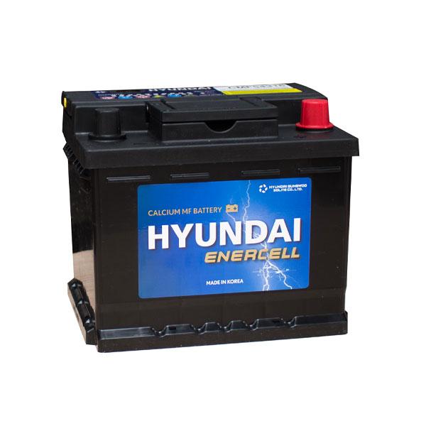 Ắc quy Hyundai DIN54316 12V-43AH