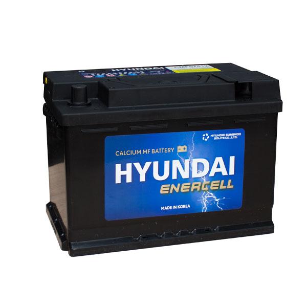 Ắc quy Hyundai DIN57412 12V-74AH