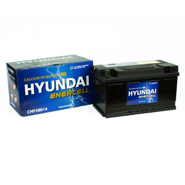 Ắc quy Hyundai DIN58014 12V-80AH