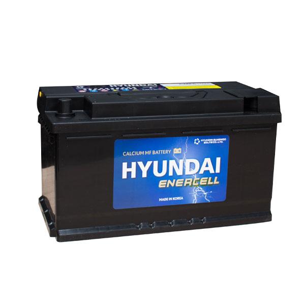 Ắc quy Hyundai DIN61034 12V-110AH