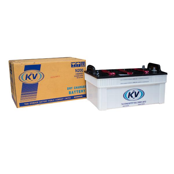 Ắc quy KV N200 12V-200Ah
