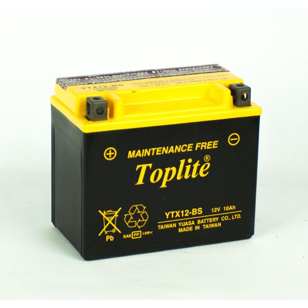 Ắc quy Toplite YTX12-BS 12V-10AH