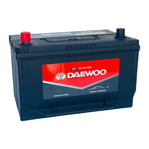 Bình ắc quy Ô tô NGOẠI NHẬP - Daewoo 65-650 12V-70AH